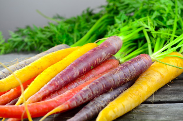 Image result for different colour carrots