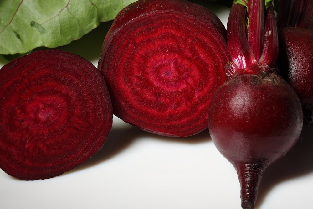 Healthy detox diet - beetroot